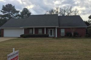 Beautiful brick home in one of Kosciusko's nicest subdivisions - Attala County MS