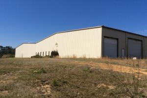 Large Commercial Warehouse in Hazelhurst, MS - Copiah County MS