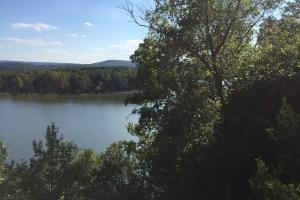 Burnt Ridge Rd Lakefront Lot 3 on Greers Ferry Lake - Van Buren County AR