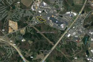 11.5 Acres Development Land Concord Mills Mall, Charlotte, NC