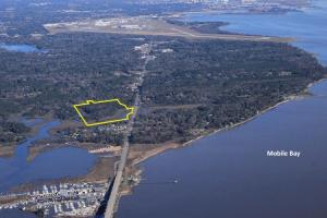Perch Creek Dauphin Island Parkway Tract - Mobile County AL