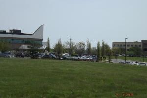 <p>View of professional office space east of tract.</p>