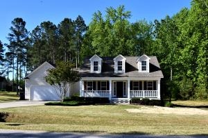 Oglesby Home - Johnston County NC