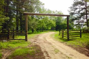 Entrance to secluded property. #GeorgiaLandForSale (2 of 62)