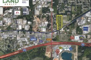Oxford Commercial & Investment Tract - Calhoun County AL
