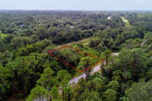 Vacant Land with Adjacent Lot - Sarasota County FL