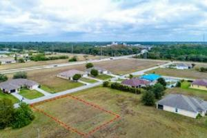 Vacant Dry Lot 2218  - Lee County FL