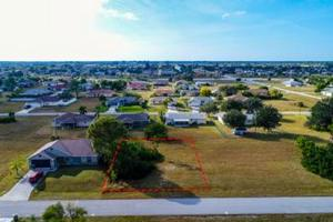 1910 Vacant Dry Lot - Lee County FL