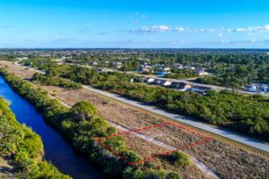 Affordable Water Front Lot