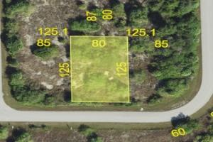 13548 Vacant Dry Lot  - Charlotte County FL