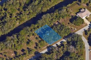Waterfront Lot on Waterway - Charlotte County FL