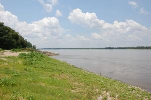 <p>Hunting along the Mississippi River</p>