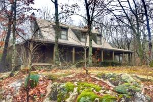 Bald Rock Mountain Tract with Lodge - Saint Clair County AL