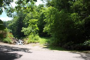 <p>Excellent entrance to property from paved rd.</p>