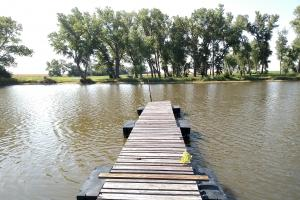 Secluded Home with Large Pond in Reno, KS (2 of 46)