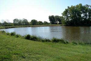Secluded Home with Large Pond in Reno, KS (32 of 46)