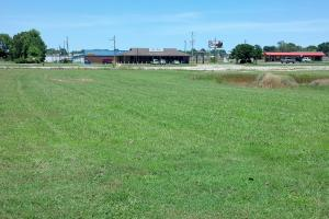 James St @ School Dr Commercial Lot by New High School Entrance - Pulaski County AR