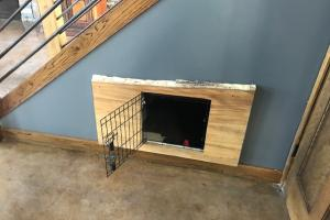 Interior dog kennel (24 of 68)