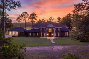 AUCTION - Wilmer Lakefront Home & Farm - 10 TRACTS TOTAL - Mobile County AL