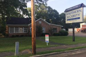 Office Building with Apartment - Attala County MS