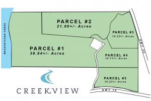 Columbiana Creekview Parcel #4 - Shelby County AL