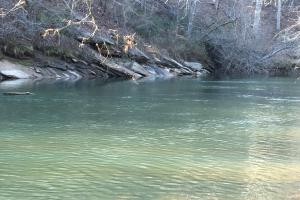 Chauga River Recreational Land 219 Acres - Oconee County SC