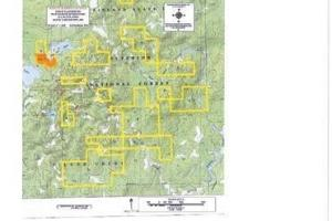 #2, Hunting, Recreational, Woods, Katherine Lake, xxx Cloquet Lake Rd, Finland:  Additional Map (3 of 4)