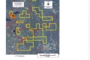 #2, Hunting, Recreational, Woods, Katherine Lake, xxx Cloquet Lake Rd, Finland:  Township Map (2 of 4)