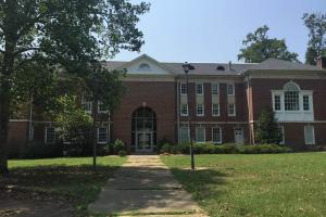 Beautiful Wood Jr. College with 35 Acres in Mathiston, MS - Webster County MS