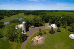 38 Acres, Home, Hunting, Pasture, River, Mapleton - Blue Earth County MN