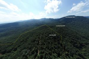 360 Mountain Views From Private Wilderness - Buncombe County NC