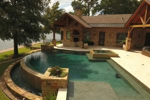 Live in a Barn! - Waterfront Point Lot - Lake Conroe in Montgomery, TX (9 of 30)
