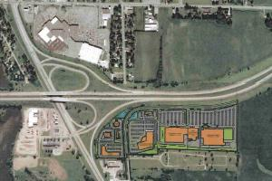 0 Hwy I35 South/Hwy 60 West, Faribault - Parcel 1: Commercial, Development: Concept Plan (10 of 10)