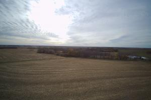 Highway 2 Farm Land and Recreational Property Overview of tillable acres.  (3 of 13)