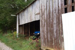 Good storage and reclaimable wood. Shelton Laurel Creek Timber and Homestead Land (18 of 22)