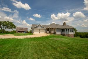Beautiful Country Home and Land near Topeka