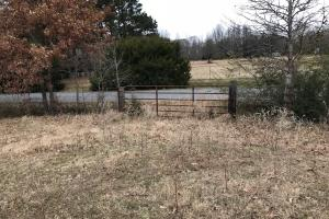 Gate to Panola Road on North end of Property. (36 of 62)
