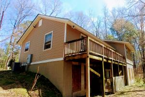 <p>1,260 sqft unfinished home awaits a new buyer with vision and skill.&nbsp;</p>