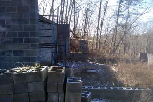Foundation and retaining wall (4 of 8)