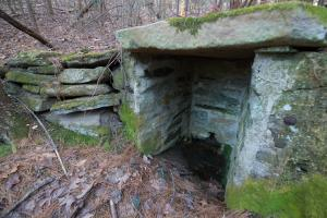 Old spring house,  Hidden Falls Meadow, Balsam Grove (54 of 82)