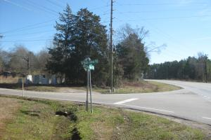 Intersection W. Shady Grove Road and Broad River Road (2 of 15)