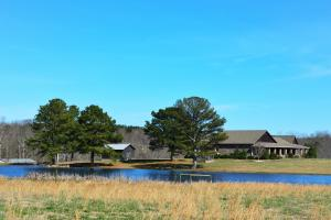 Rock Creek Equestrian Estate with Custom Home - Lawrence County AL