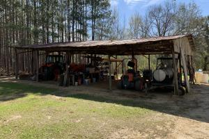 Mineola Family Farm Lake & Lodge Tract in Monroe, AL (50 of 77)