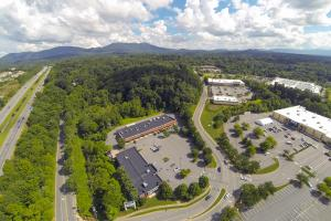 Over 9 acres of Commercial land within Asheville City limits in Buncombe, NC (2 of 3)