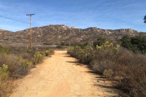 Jamul recreational homesite - San Diego County CA
