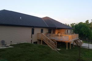 Brainard Acreage Living, Rear view of the main house.  (5 of 37)