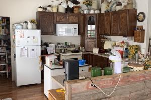 Brainard Acreage Living, Guest house kitchen.  (19 of 37)