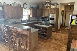 Brainard Acreage Living, Kitchen of main house  (10 of 37)