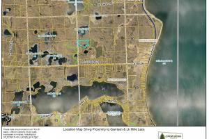 0 South Tower Rd, Garrison (Mille Lacs Lk Area): location  map showing proximity to Lk Mille Lacs (4 of 17)