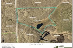 0 South Tower Rd, Garrison (Mille Lacs Lk Area): parcel map showing subject site (3 of 17)